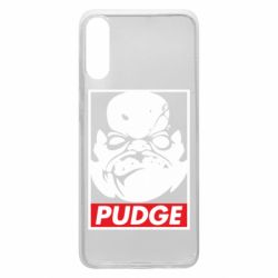 Чохол для Samsung A70 Pudge Obey