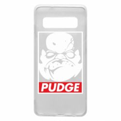 Чохол для Samsung S10 Pudge Obey