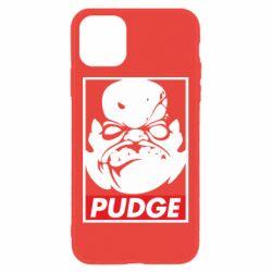 Чехол для iPhone 11 Pudge Obey