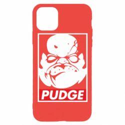 Чохол для iPhone 11 Pro Pudge Obey