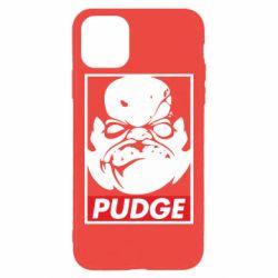 Чехол для iPhone 11 Pro Max Pudge Obey