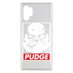 Чехол для Samsung Note 10 Plus Pudge Obey