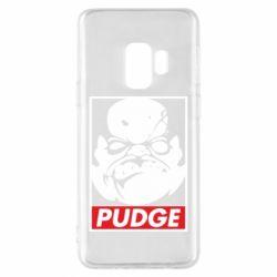 Чохол для Samsung S9 Pudge Obey