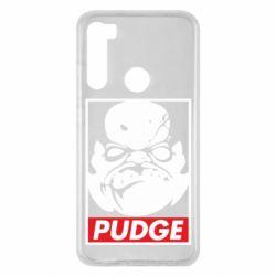 Чохол для Xiaomi Redmi Note 8 Pudge Obey