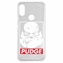 Чехол для Xiaomi Redmi Note 7 Pudge Obey