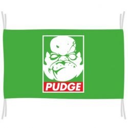 Прапор Pudge Obey