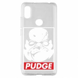 Чехол для Xiaomi Redmi S2 Pudge Obey
