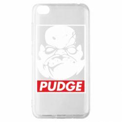 Чехол для Xiaomi Redmi Go Pudge Obey