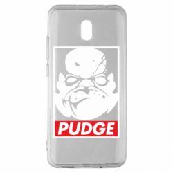 Чехол для Xiaomi Redmi 8A Pudge Obey