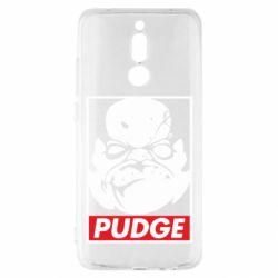 Чехол для Xiaomi Redmi 8 Pudge Obey