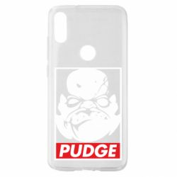 Чехол для Xiaomi Mi Play Pudge Obey