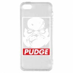 Чохол для iphone 5/5S/SE Pudge Obey