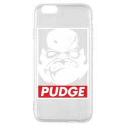 Чохол для iPhone 6/6S Pudge Obey