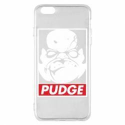 Чехол для iPhone 6 Plus/6S Plus Pudge Obey