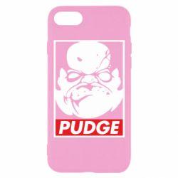 Чехол для iPhone 7 Pudge Obey
