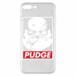 Чехол для iPhone 7 Plus Pudge Obey