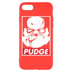 Чехол для iPhone 8 Pudge Obey