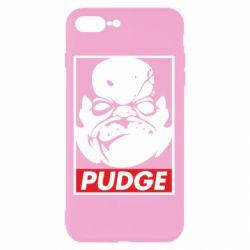 Чехол для iPhone 8 Plus Pudge Obey