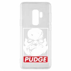 Чохол для Samsung S9+ Pudge Obey