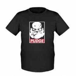 Детская футболка Pudge Obey - FatLine