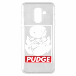 Чохол для Samsung A6+ 2018 Pudge Obey