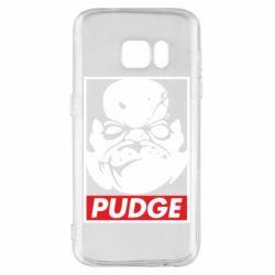 Чохол для Samsung S7 Pudge Obey