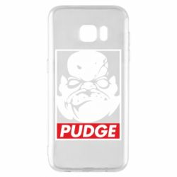 Чехол для Samsung S7 EDGE Pudge Obey