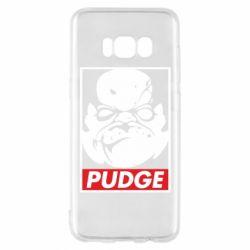 Чохол для Samsung S8 Pudge Obey