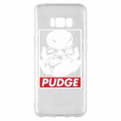 Чохол для Samsung S8+ Pudge Obey