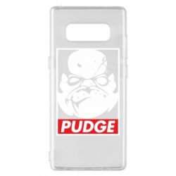 Чехол для Samsung Note 8 Pudge Obey