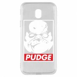 Чохол для Samsung J3 2017 Pudge Obey