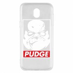 Чехол для Samsung J5 2017 Pudge Obey