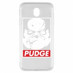 Чехол для Samsung J7 2017 Pudge Obey