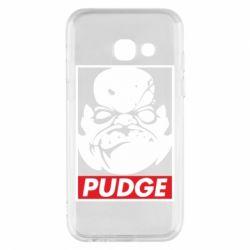 Чохол для Samsung A3 2017 Pudge Obey