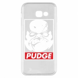 Чехол для Samsung A5 2017 Pudge Obey