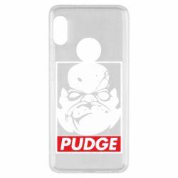 Чохол для Xiaomi Redmi Note 5 Pudge Obey