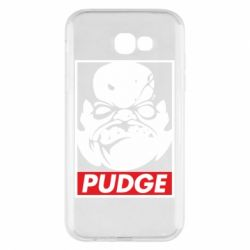 Чехол для Samsung A7 2017 Pudge Obey