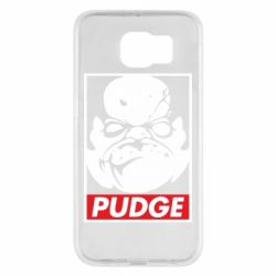 Чохол для Samsung S6 Pudge Obey