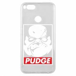 Чохол для Xiaomi Mi A1 Pudge Obey