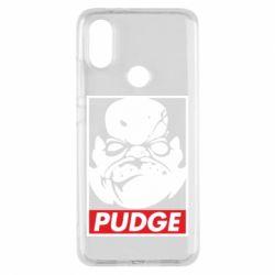 Чехол для Xiaomi Mi A2 Pudge Obey