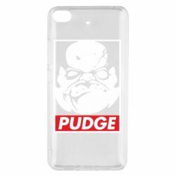 Чехол для Xiaomi Mi 5s Pudge Obey