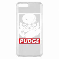 Чехол для Xiaomi Mi6 Pudge Obey
