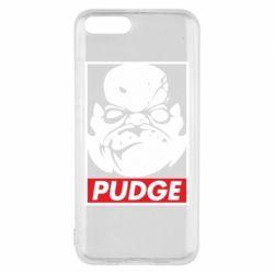 Чохол для Xiaomi Mi6 Pudge Obey
