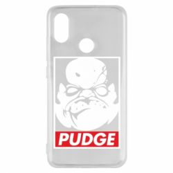 Чехол для Xiaomi Mi8 Pudge Obey