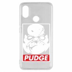 Чохол для Xiaomi Mi8 Pudge Obey