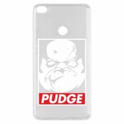 Чохол для Xiaomi Mi Max 2 Pudge Obey