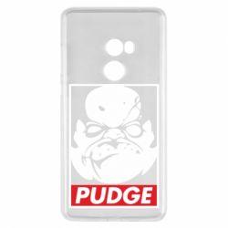 Чехол для Xiaomi Mi Mix 2 Pudge Obey
