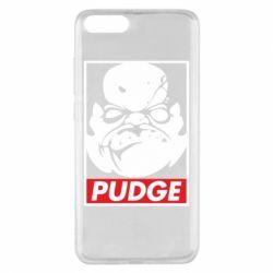 Чехол для Xiaomi Mi Note 3 Pudge Obey