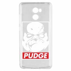 Чехол для Xiaomi Redmi 4 Pudge Obey