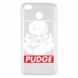 Чехол для Xiaomi Redmi 4x Pudge Obey